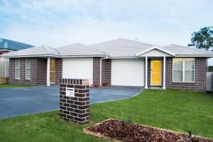Duplex builder property build Hunter Valley Maitland Newcastle home