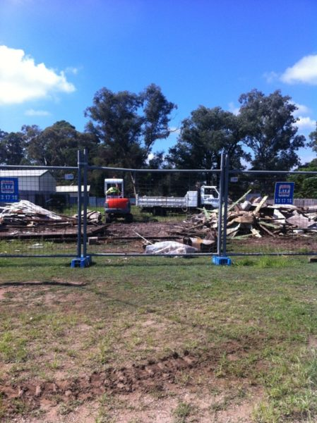 renovate, knock down rebuild construction