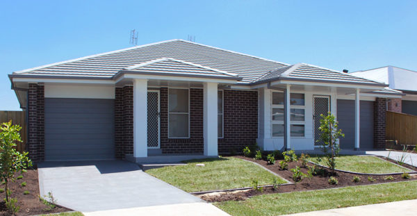 Valley Homes Duplex design home investment property builder