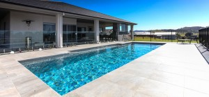 Custom homes design builder hunter valley pool