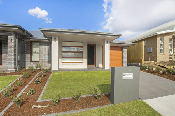 Valley Homes Duplex builder house design Newcastle