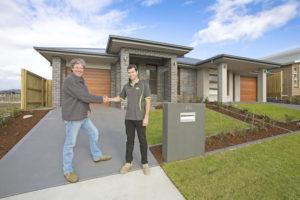 Valley Homes Duplex builder house design Newcastle