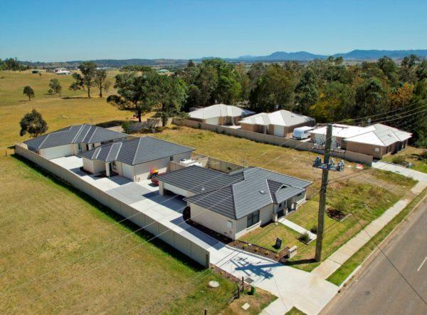 Valley Homes three Villa project Hunter Valley Property Bloom