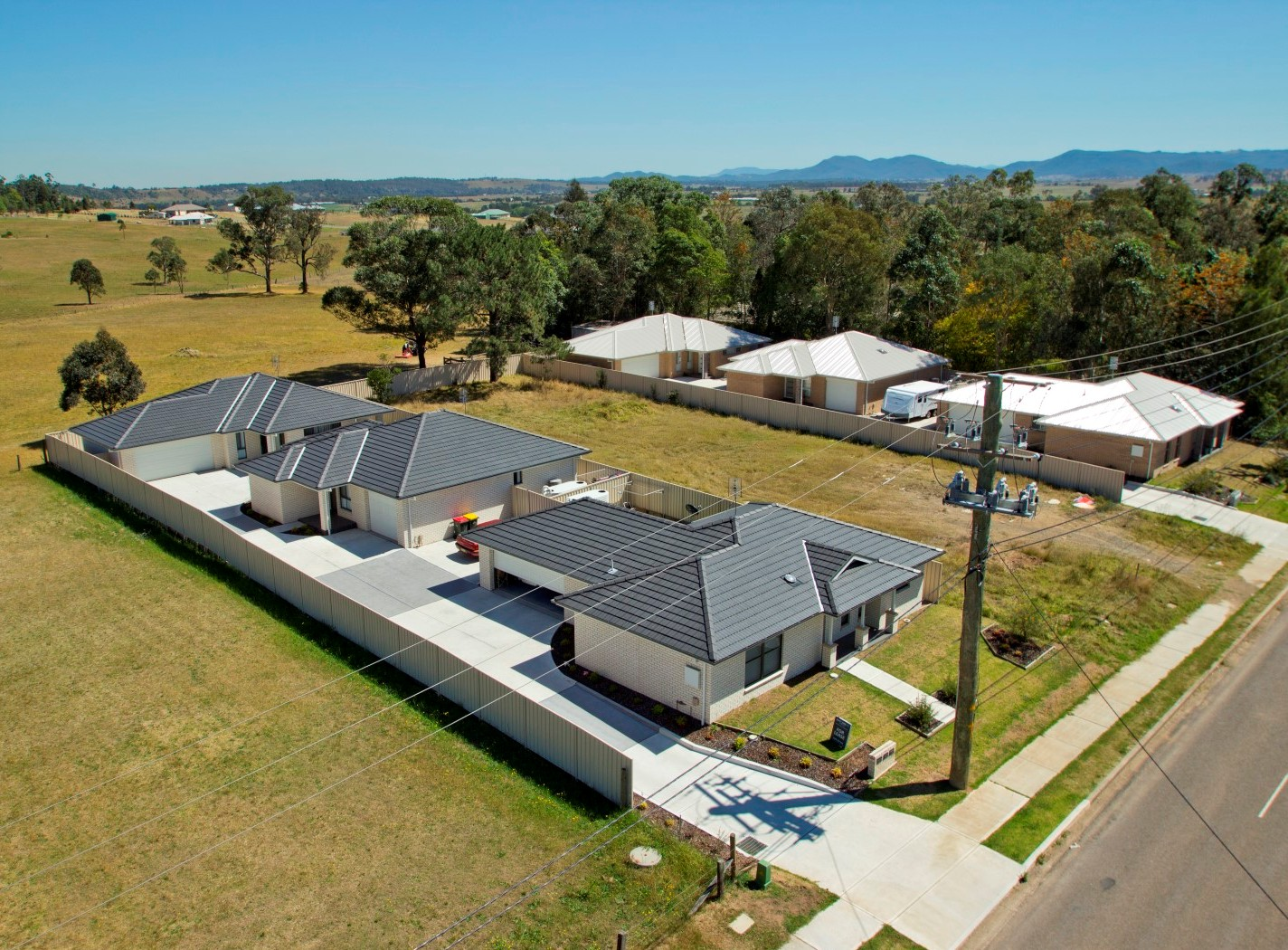 Valley Homes three Villa project Hunter Valley Property Bloom