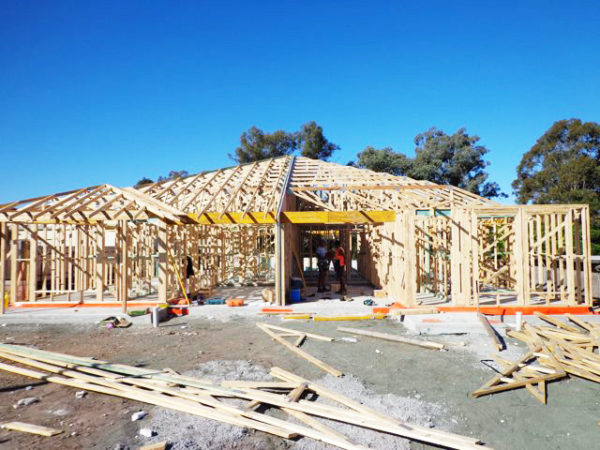ValleyHomes-KnockdownRebuild_Construction site