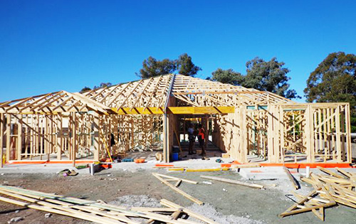 ValleyHomes-Knockdown-Rebuild-Construction-site