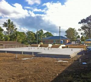 Valley Homes Knockdown Rebuild Slab