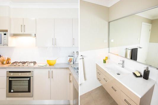 Valley Homes Kitchen Bathroom design