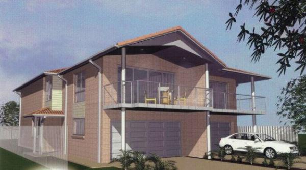 Valley Homes Fingal Duplex design home
