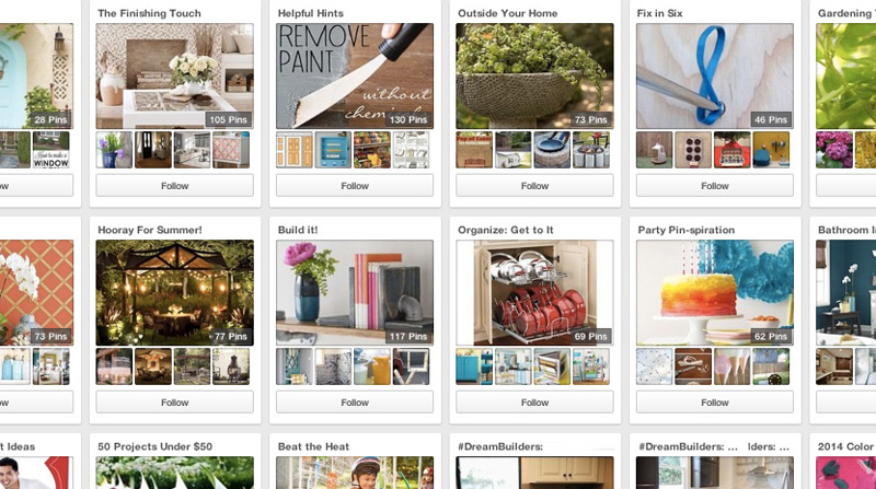 Pinterest home improvement DIY custom design