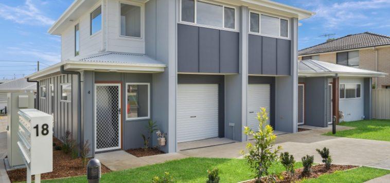 Drury St Jesmond Multi-unit development