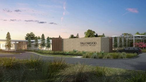 Tallowood retirement lifestyle resort village over 55s